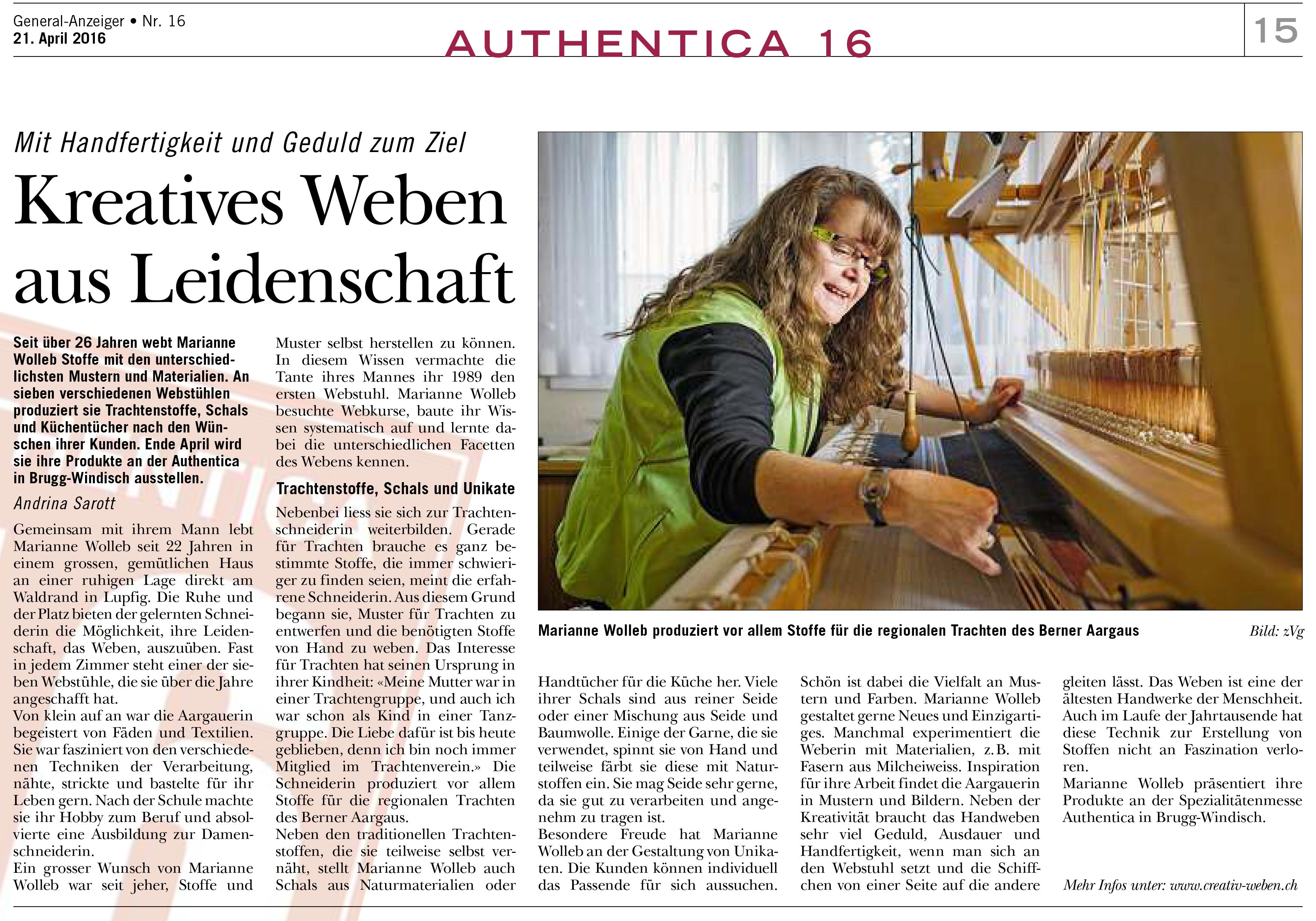 General-Anzeiger_Ausgabe_Woche_1616